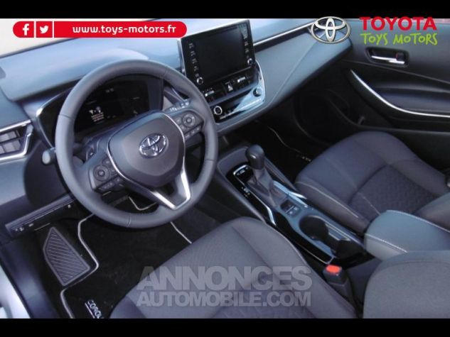 Toyota COROLLA 180h Design Gris Argent Occasion - 15