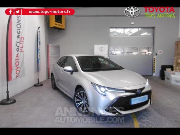 Toyota COROLLA 180h Design Gris Argent Occasion - 0