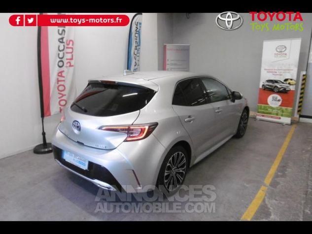 Toyota COROLLA 180h Design Gris Argent Occasion - 4