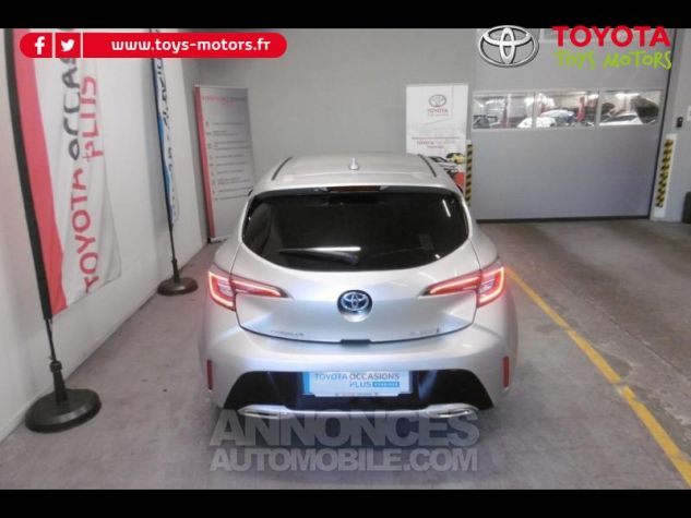 Toyota COROLLA 180h Design Gris Argent Occasion - 5