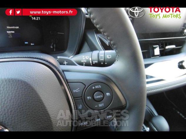 Toyota COROLLA 180h Design Gris Argent Occasion - 11