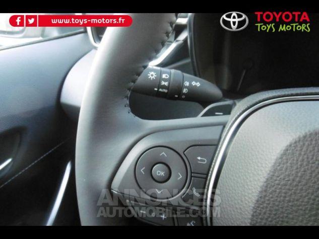 Toyota COROLLA 180h Design Gris Argent Occasion - 12