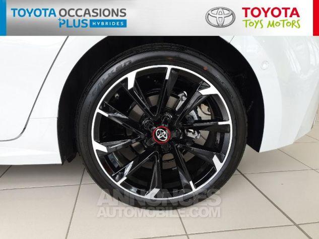 Toyota COROLLA 180h GR Sport MY20 Bi Ton Gris Chrome Occasion - 3