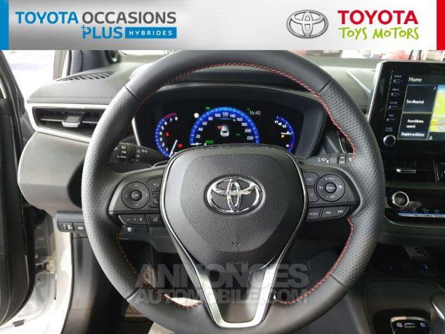 Toyota COROLLA 180h GR Sport MY20 Bi Ton Gris Chrome Occasion - 5