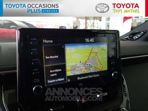 Toyota COROLLA 180h GR Sport MY20 Bi Ton Gris Chrome Occasion - 6