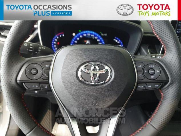 Toyota COROLLA 180h GR Sport MY20 Bi Ton Gris Chrome Occasion - 7