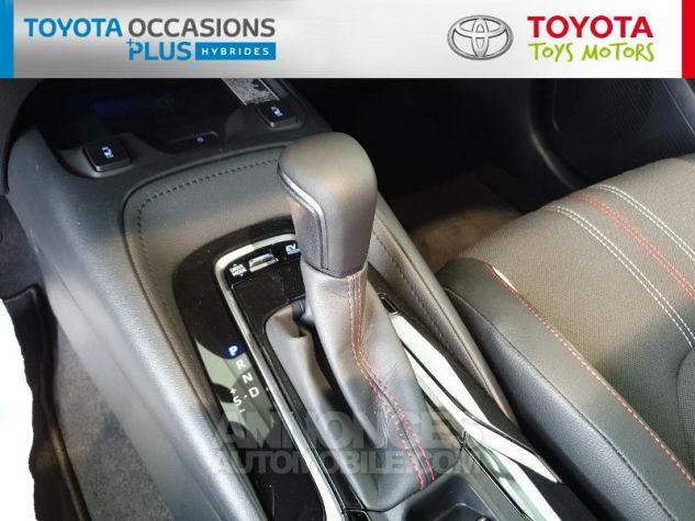 Toyota COROLLA 180h GR Sport MY20 Bi Ton Gris Chrome Occasion - 8
