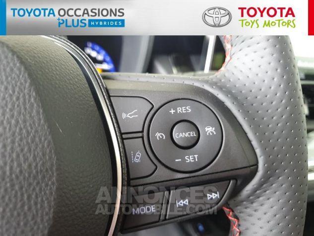 Toyota COROLLA 180h GR Sport MY20 Bi Ton Gris Chrome Occasion - 9