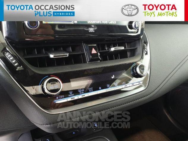 Toyota COROLLA 180h GR Sport MY20 Bi Ton Gris Chrome Occasion - 10