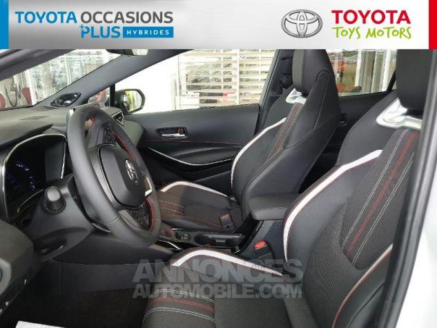 Toyota COROLLA 180h GR Sport MY20 Bi Ton Gris Chrome Occasion - 12
