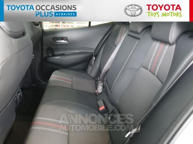 Toyota COROLLA 180h GR Sport MY20 Bi Ton Gris Chrome Occasion - 13