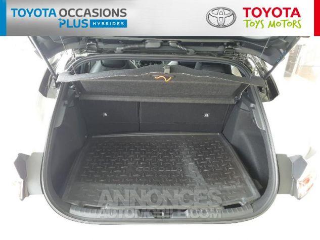 Toyota COROLLA 180h GR Sport MY20 Bi Ton Gris Chrome Occasion - 14