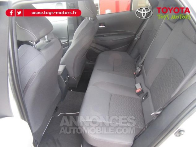 Toyota COROLLA 184h Design MY20 Gris Argent Occasion - 2