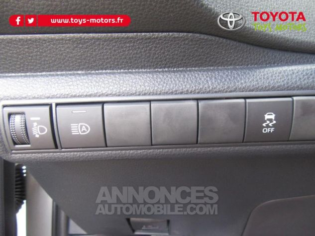 Toyota COROLLA 184h Design MY20 Gris Argent Occasion - 6