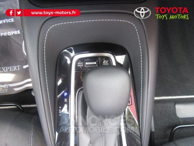 Toyota COROLLA 184h Design MY20 Gris Argent Occasion - 15
