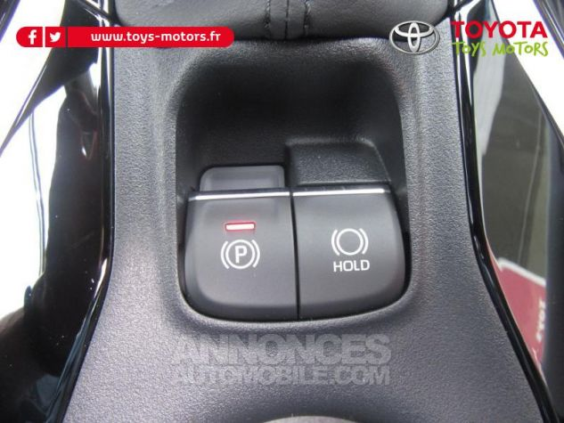 Toyota COROLLA 184h Design MY20 Gris Argent Occasion - 16
