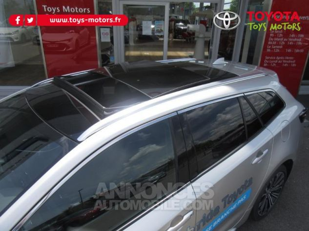 Toyota COROLLA 184h Design MY20 Gris Argent Occasion - 18