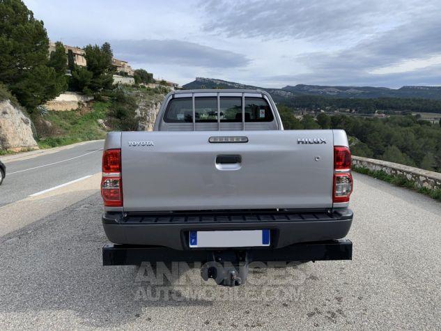 Toyota HILUX 144 D-4D X-TRA CABINE LE CAP 4WD GRIS ARGENT METAL Occasion - 4