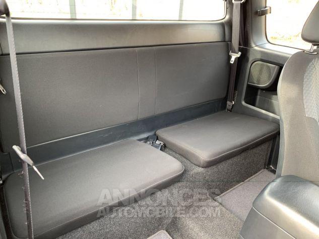 Toyota HILUX 144 D-4D X-TRA CABINE LE CAP 4WD GRIS ARGENT METAL Occasion - 12