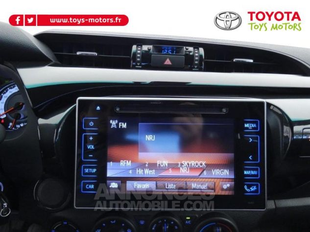 Toyota HILUX 2.4 D-4D 150ch X-Tra Cabine Légende 4WD RC19 Rouge Volcano Occasion - 12