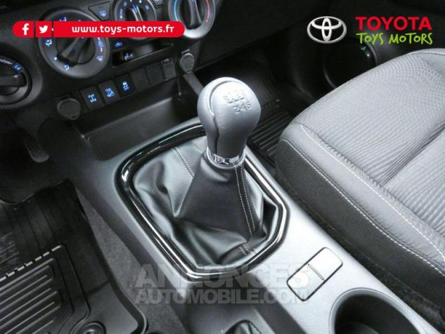 Toyota HILUX 2.4 D-4D 150ch X-Tra Cabine Légende 4WD RC19 Rouge Volcano Occasion - 14