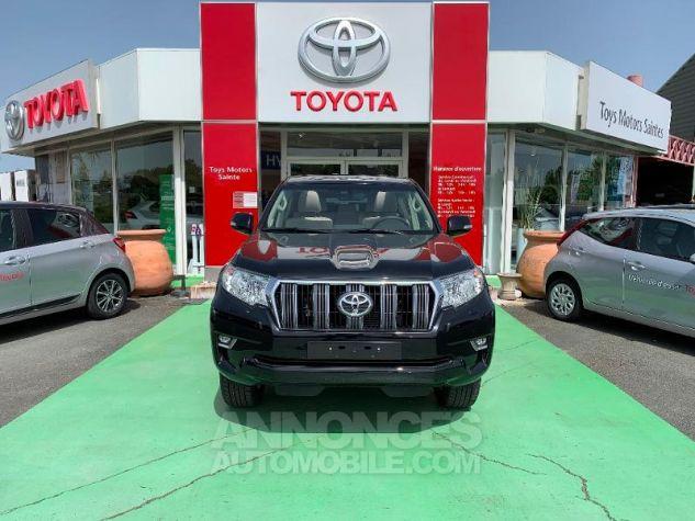 Toyota LAND CRUISER 177 D-4D FAP L NOIR METALLISE Occasion - 0