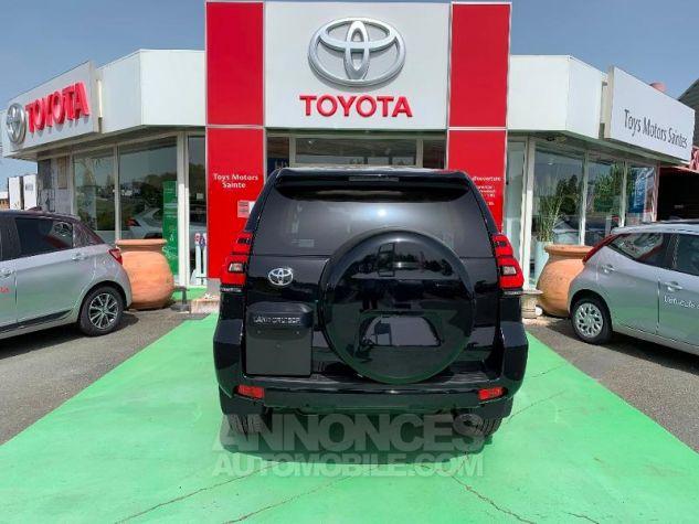 Toyota LAND CRUISER 177 D-4D FAP L NOIR METALLISE Occasion - 2