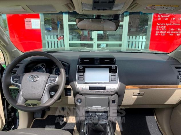 Toyota LAND CRUISER 177 D-4D FAP L NOIR METALLISE Occasion - 5