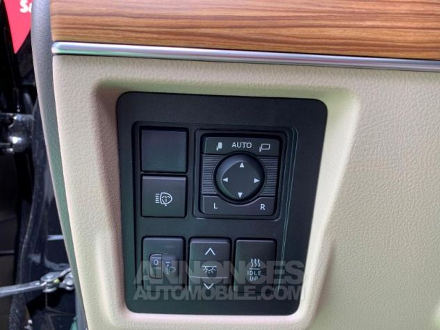 Toyota LAND CRUISER 177 D-4D FAP L NOIR METALLISE Occasion - 11