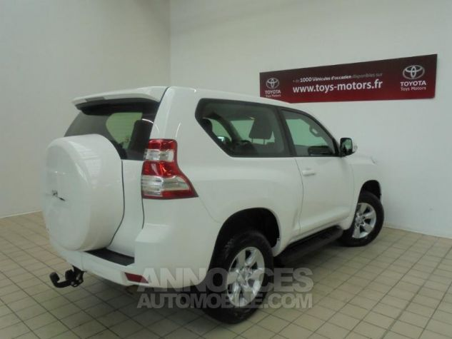 Toyota LAND CRUISER 177 D-4D FAP Life BVA 3p  Occasion - 3