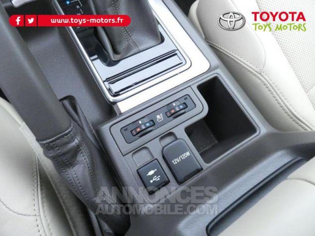 Toyota LAND CRUISER 177 D-4D Lounge BVA 5p GRIS ATLAS Occasion - 11