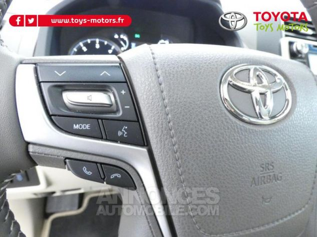 Toyota LAND CRUISER 177 D-4D Lounge BVA 5p GRIS ATLAS Occasion - 17