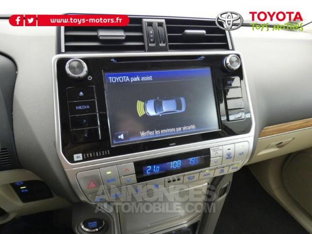 Toyota LAND CRUISER 177 D-4D Lounge BVA 5p GRIS ATLAS Occasion - 19