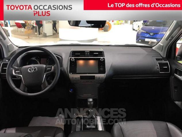 Toyota LAND CRUISER 177 D-4D Lounge BVA 5p RC18 070 BLANC NACRE Occasion - 4