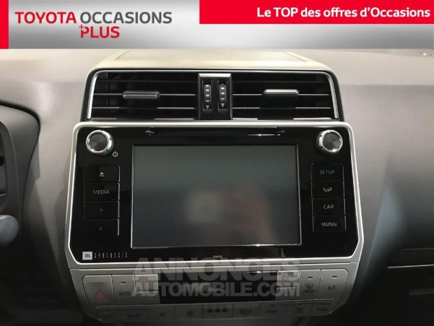 Toyota LAND CRUISER 177 D-4D Lounge BVA 5p RC18 070 BLANC NACRE Occasion - 6