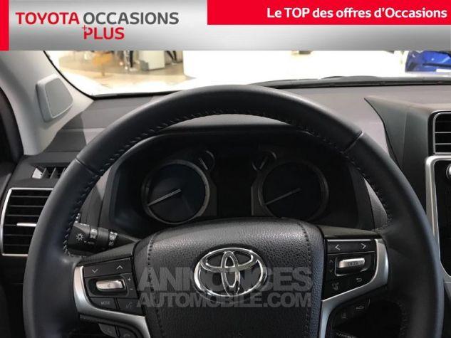 Toyota LAND CRUISER 177 D-4D Lounge BVA 5p RC18 070 BLANC NACRE Occasion - 7