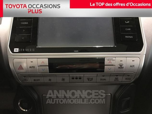 Toyota LAND CRUISER 177 D-4D Lounge BVA 5p RC18 070 BLANC NACRE Occasion - 10