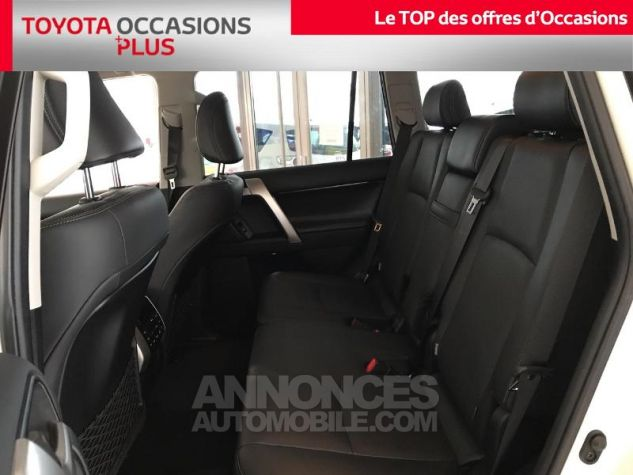Toyota LAND CRUISER 177 D-4D Lounge BVA 5p RC18 070 BLANC NACRE Occasion - 13