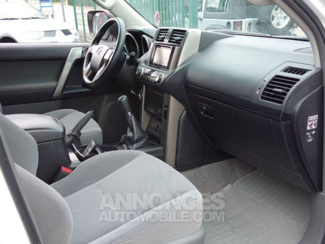 Toyota LAND CRUISER kdj 150 le cap blanc Occasion - 4