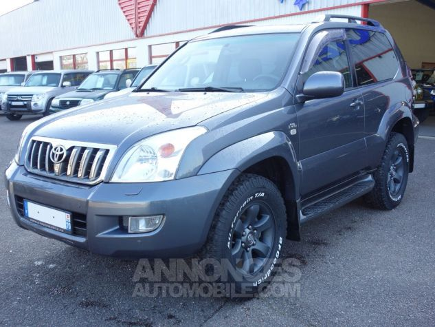 Toyota LAND CRUISER kdj125 vx ANTHRACITE Occasion - 1