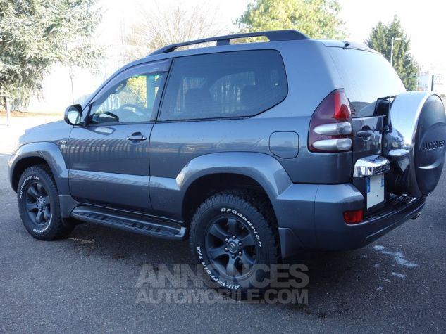 Toyota LAND CRUISER kdj125 vx ANTHRACITE Occasion - 2