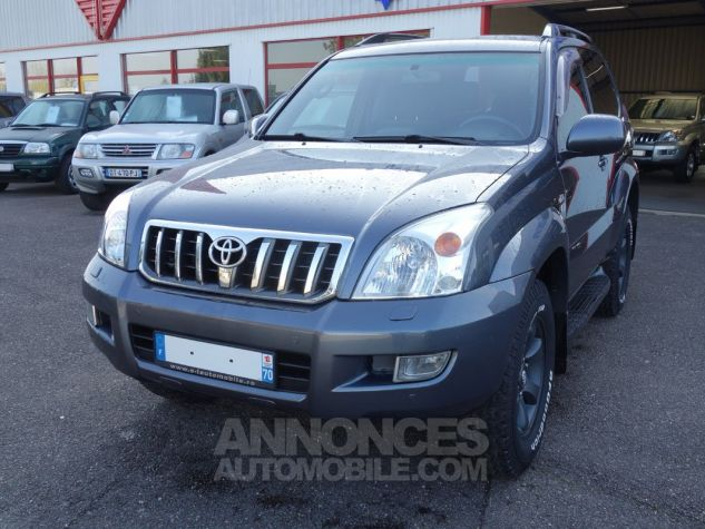 Toyota LAND CRUISER kdj125 vx ANTHRACITE Occasion - 8