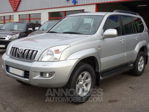 Toyota LAND CRUISER vx bva argent Occasion - 0