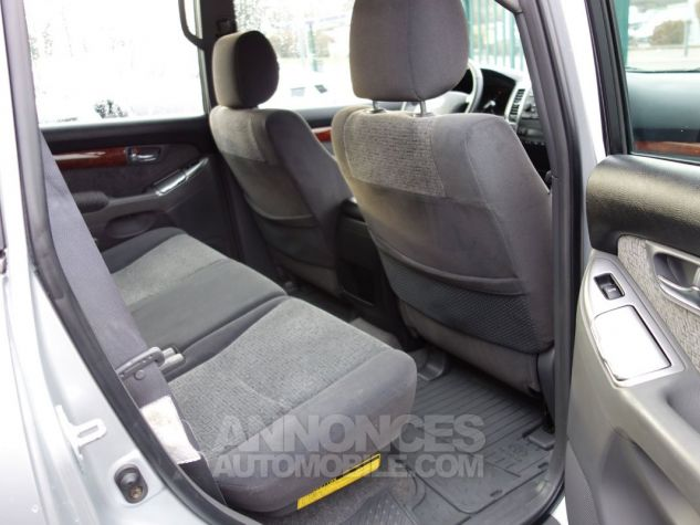 Toyota LAND CRUISER vx bva argent Occasion - 7