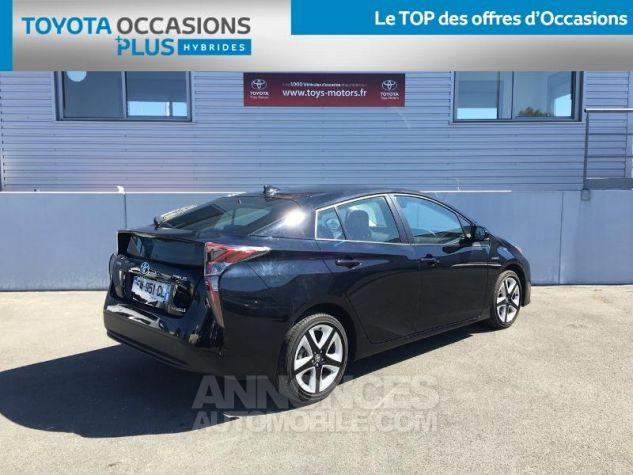 Toyota PRIUS 122h Dynamic NOIR METALLISE Occasion - 14