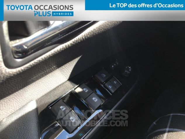 Toyota PRIUS 122h Dynamic NOIR METALLISE Occasion - 16