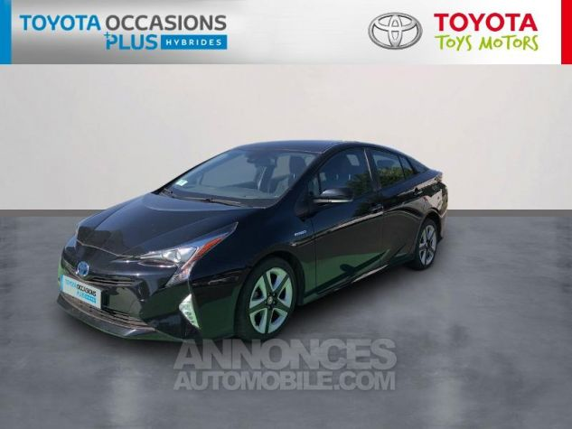 Toyota PRIUS 122h Dynamic Noire Occasion - 0