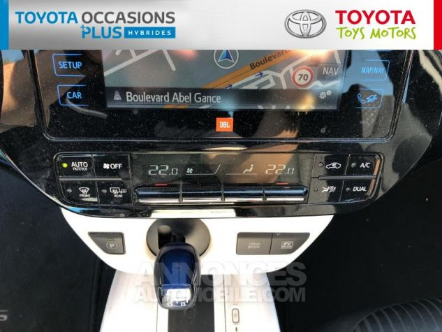 Toyota PRIUS 122h Dynamic Noire Occasion - 10