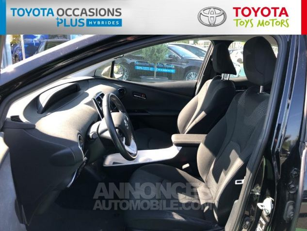 Toyota PRIUS 122h Dynamic Noire Occasion - 12