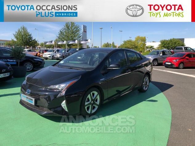 Toyota PRIUS 122h Dynamic Noire Occasion - 17